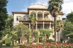 Дворец Карасан в п.Утес (Алушта)