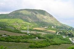 гора Кастель на карте Крыма