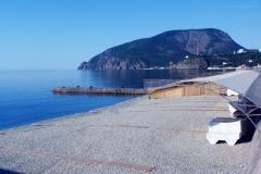 отдых в Крыму Алушта